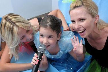 Dete peva, Foto Srdjan
